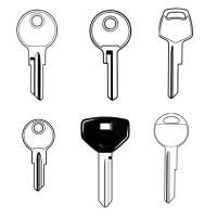 Plymouth Classic Car Keys