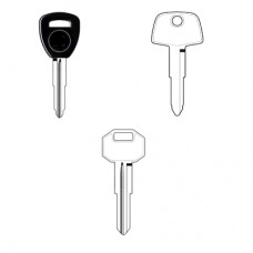 Proton Classic Car Keys