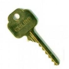 Chubb Spare Key Cut