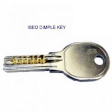 Iseo Dimple Keys