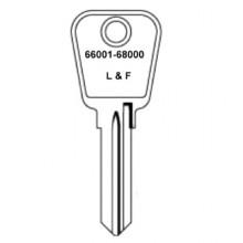 Lowe & Fletcher 66001 to 68000 Cabinet Keys