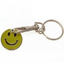Shopping Trolley Key Rings