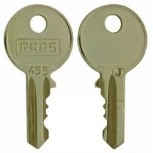 Raas Replacement Switch Key 455