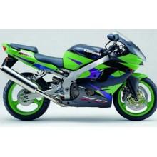 Kawasaki Motorcycle Keys
