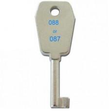 088 or 087 Window Lock Key