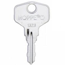 Hoppe 1323 Window Key