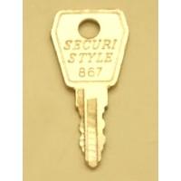 Securistyle Window Lock Key 867