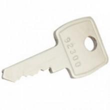 Banham Key for the W109 Cylinder Metal Window Lock