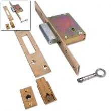 Bramah MD27 Deadlock for Wooden Doors