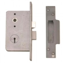 4J Wellington Fort 6 Lever Sash Lock