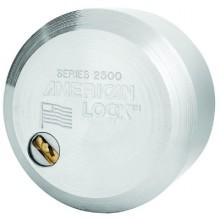 American Lock A2500 6Pin Steel Circular Padlock