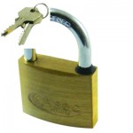 Brass Padlocks Master Keyed