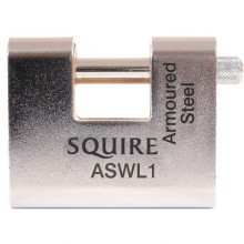 Squire ASWL Steel Sliding Shackle Padlock