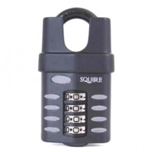 Squire CP50CS Recodable Combination Padlock