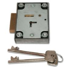 G and C Gun Cabinet Lock