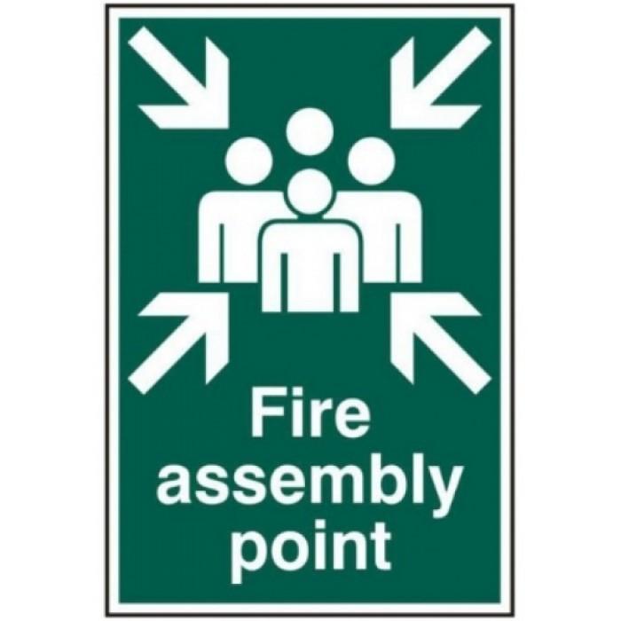 centurion assembly point sign. Black Bedroom Furniture Sets. Home Design Ideas